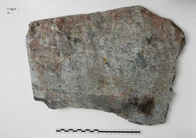 Image from object titled kleberplate/Bruddstk.