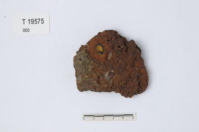 Image from object titled jernslagg