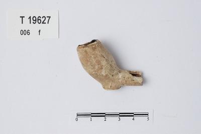 Image from object titled krittpipe/Hode med rot av stilk