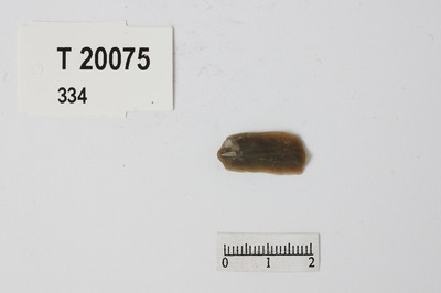 Image from object titled flintflekker