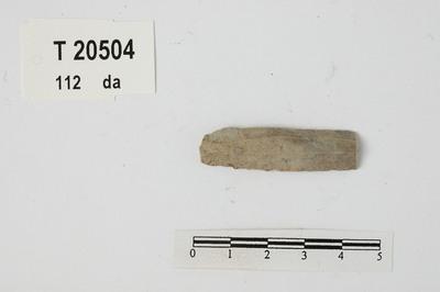Image from object titled Retusjert flekke