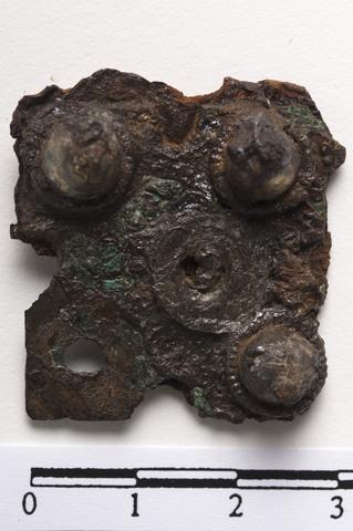 Image from object titled Beslagstykke