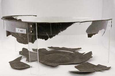 Image from object titled kjedel eller bolle/Brudstykker