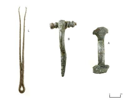 Image from object titled bøylespenne
