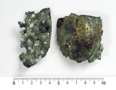 Image from object titled spænder/Brudstykker