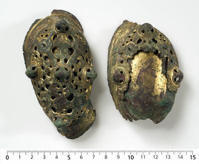 Image from object titled Spænder