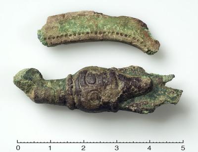 Image from object titled nøkkel/Rester