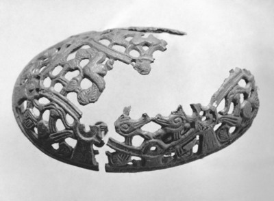 Image from object titled stykker/Overpladen/spænde