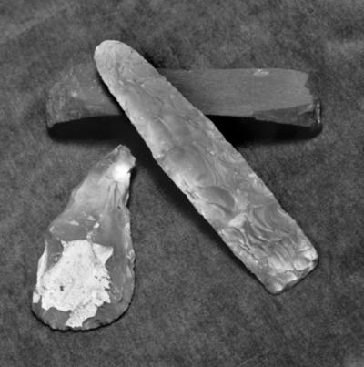 Image from object titled Hvæssesten