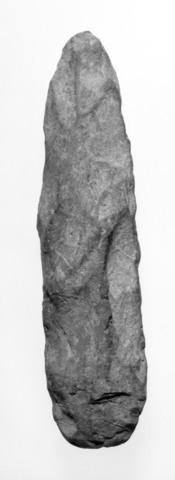 Image from object titled Emne til en øks