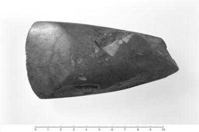 Image from object titled Vespestad øks