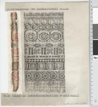 Image from object titled tekstil