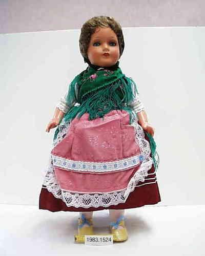 Puppe & Bekleidung