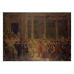The Vestal Virgins Handing over the Testament of Emperor Augustus to the Roman Senate