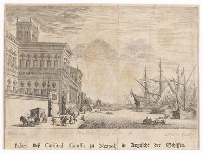 Palác kardinála Caraffa v Neapoli