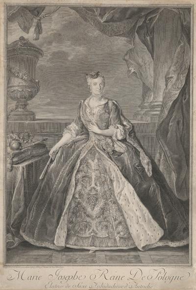 Mária Jozefína, poľská kráľovná