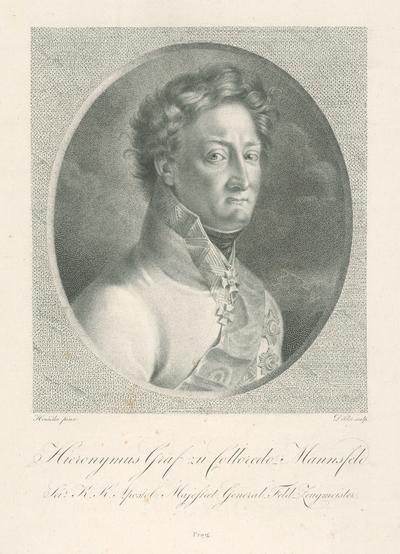 Hieronymus Colloredo Mansfeld