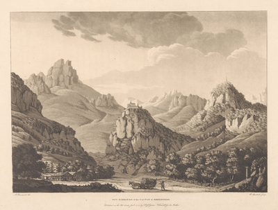 THE BARRIERE at the CASTLE of EHREMBERG