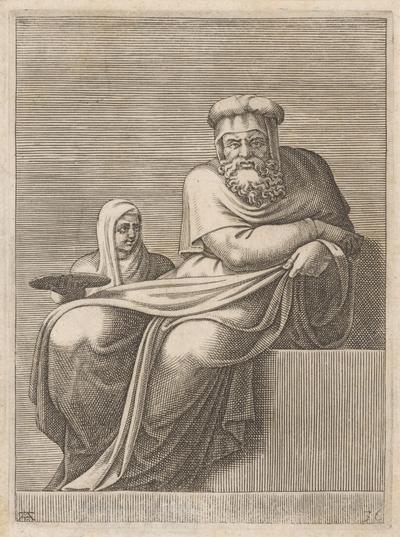 Starec a žena