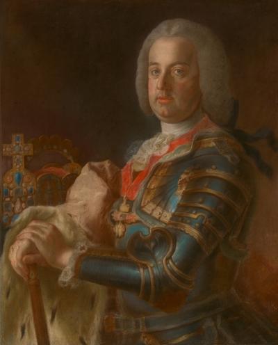 Portrait of Emperor Francis of Lorraine
