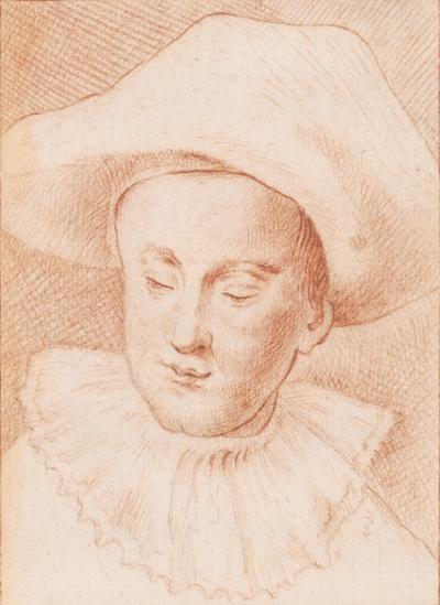 Head of a Boy in a Hat