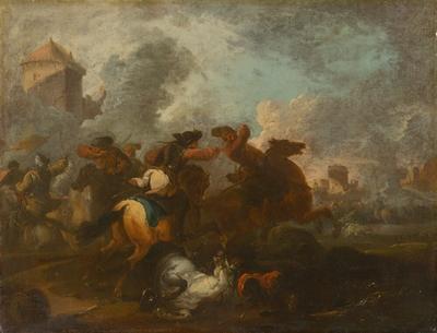 Cavalry Battle I.