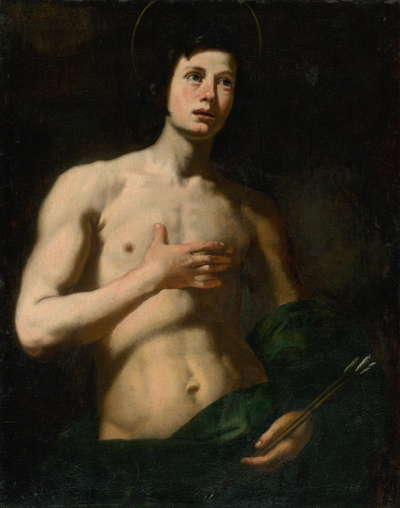 Image from object titled Saint Sebastian