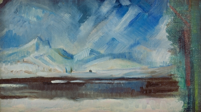 Image from object titled Winter Landscape