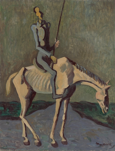 Image from object titled Don Quichotte