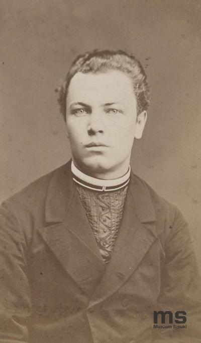 Image from object titled Portret mężczyzny