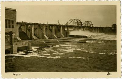 Image from object titled Ķeguma hidroelektrostacija