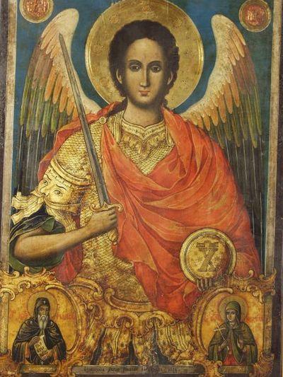 свети архангел михаил икона