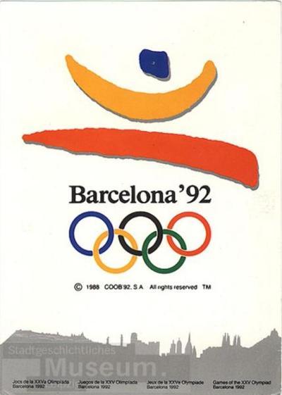 Olympische Spiele 1992