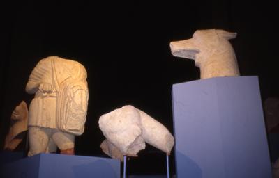 Image from object titled Conjunto escultórico de El Pajarillo (Huelma, Jaén, España)