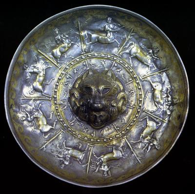 Image from object titled Pátera del tesoro de Perotito (Santiesteban del Puerto, Jaén, España)