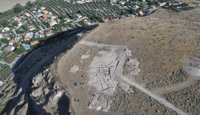 Image from object titled Zona palacial del oppidum ibérico de Puente Tablas (Jaén, España)