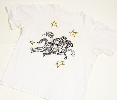 Image from object titled T-shirt. London Lesbian Archive