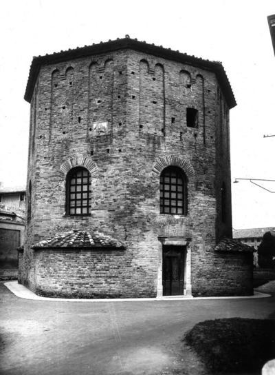 Image from object titled Ravenna, Battistero Neoniano