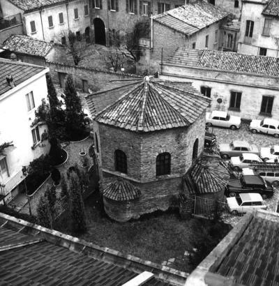 Image from object titled Ravenna, Battistero degli Ariani
