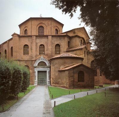 Image from object titled Ravenna, Basilica di San Vitale
