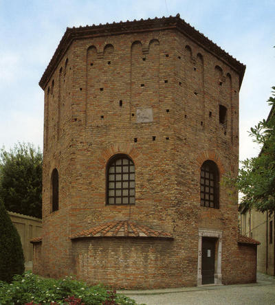 Image from object titled Ravenna, Battistero Neoniano