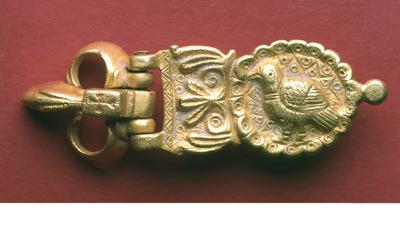 Image from object titled Μουσείο Ιεράς Μονής Κύκκου (Κύπρος): Χρυσή πόρπη