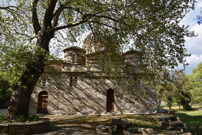 Image from object titled Dormition of the Virgin, Episkopi, Tegea, Greece