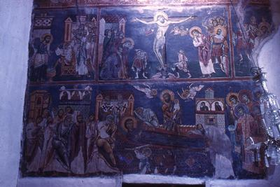 Image from object titled Monastery of Panagia Mavriotissa, Kastoria, Greece