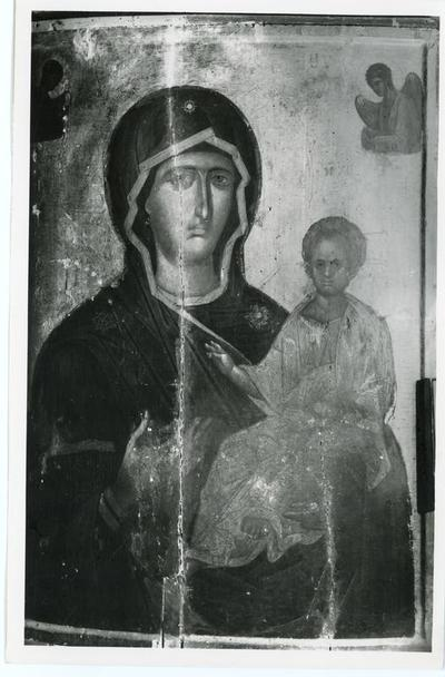 Image from object titled Moni Prodomou, Serres, Greece