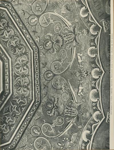 Image from object titled (Ed.ne Alinari) No 17249 Firenze - Battistero. Decorazione presso la lanterna (Mosaico del XIII secolo)