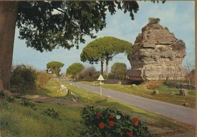 Image from object titled Rome, via Appia Antica