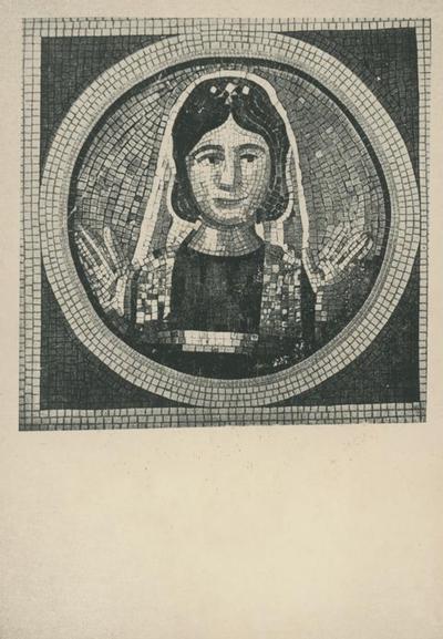 Image from object titled Roma: mosaico di Ciriaca