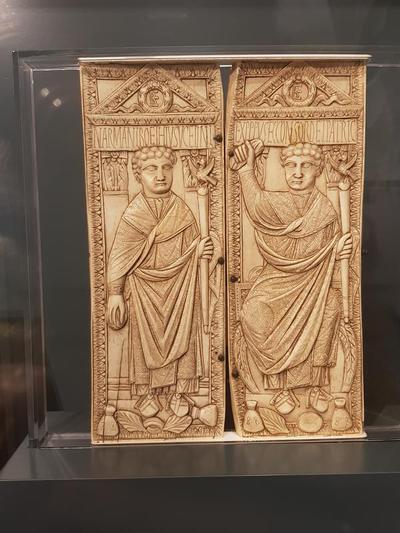 Boethius' diptych