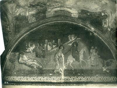 Image from object titled N. 4 Constantinople, Église Saint-Saveur-in-Chora (Istanbul, Kariye Camii)